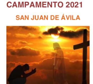 Inscripción al campamento 2021